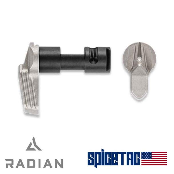 Radian Talon Ambi Safety 2-Lever Kit NP3 For Sale