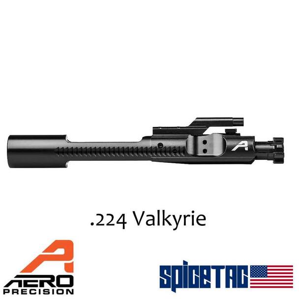Aero Precision 224 Valkyrie 6.8 SPC BCG Black Nitride  For Sale
