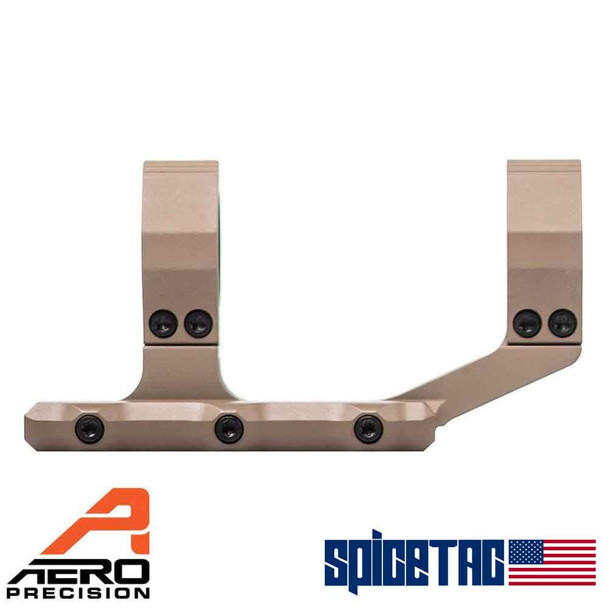 "Aero Precision Ultralight 1"" Extended Scope Mount FDE For Sale"