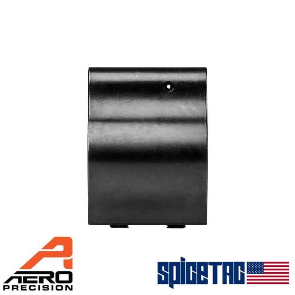 Aero Precision .750 Lo Profile Gas Block Nitride No Aero Logo For Sale