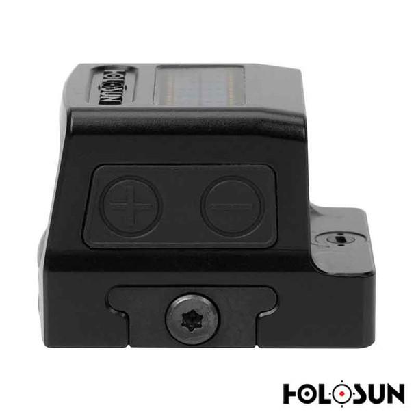 Holosun HE509T Elite Red Circle Dot Reflex Sight