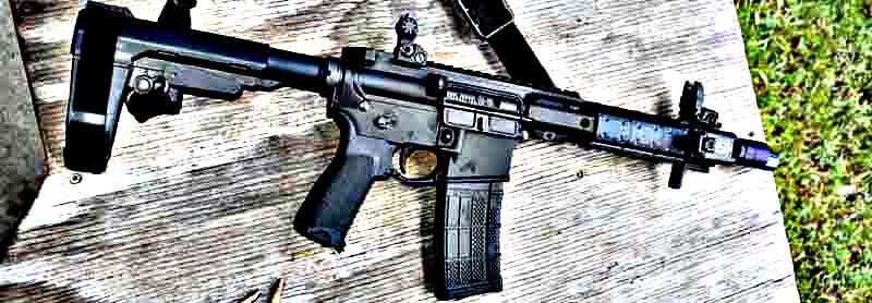 ar15 shoots cheap ammo