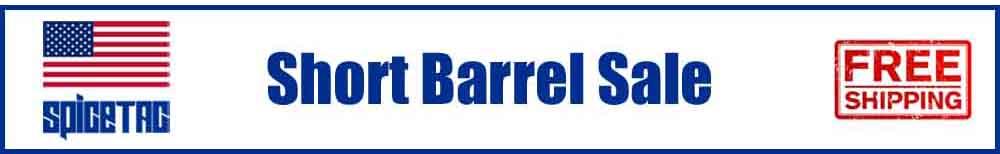 Short Barrel Sale