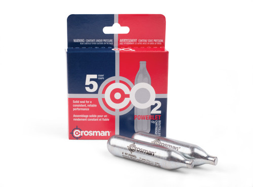 Crosman Co2 Powerlet (5/Pk)
