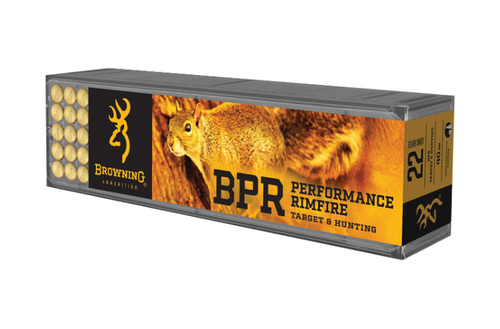 Browning BPR 22lr 40gr HP