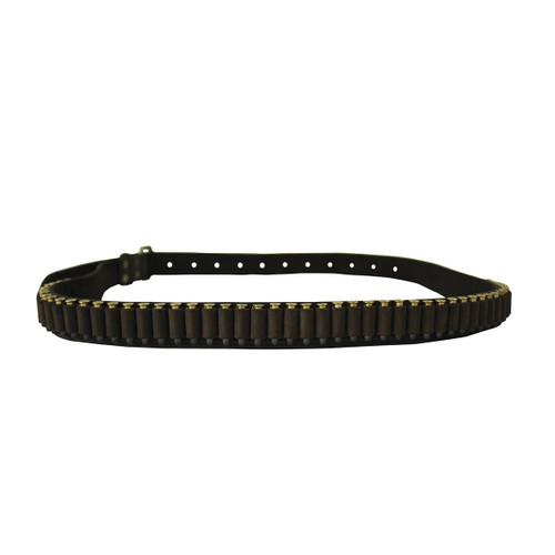Spika Leather Ammo Belt - .22 Calibre