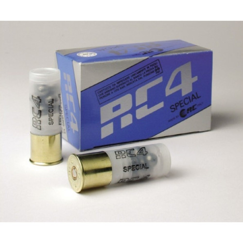 RC4 Buckshot 33gm 9 Pellets 10pk