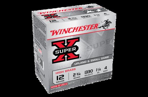 Winchester SuperX HS 12g No 4 36gr 25pk