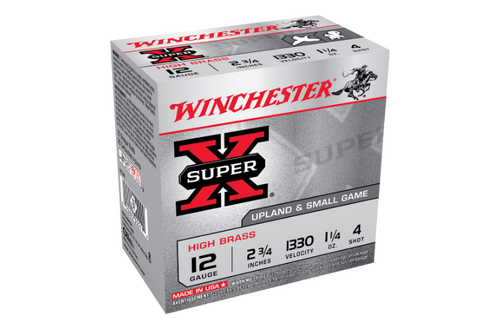 Winchester SuperX HS 12g No 6 36gr 25pk