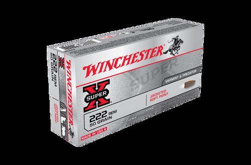 Winchester SuperX 222REM 50gr PSP