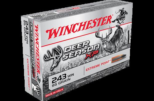 Winchester Deer Season .243WIN 95gr XP