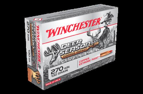 Winchester Deer Season .270WIN 130gr XP