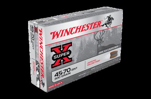 Winchester SuperX 45-70GOV 300gr JHP