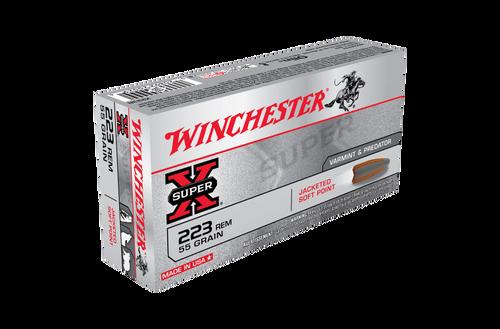 Winchester SuperX 223Rem PSP