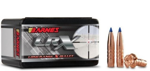 "Barnes LRX 6.5mm .264"" 127gr BT"