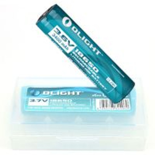 Olight 18650 Rechargeable Torch Battery 3400mAh