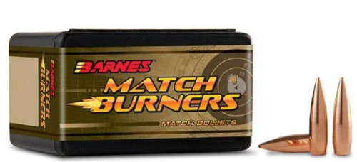 Barnes Match Burners .264 6.5mm 140gr BT