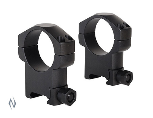 Leupold Mark 4 34mm Rings Super High Matte