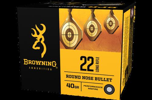 Browning BPR 22lr 40gr LRN 400pk