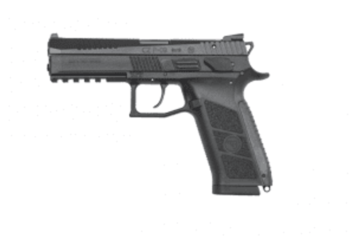 CZ P-09 9mm 120mm 10rnd S/Mag
