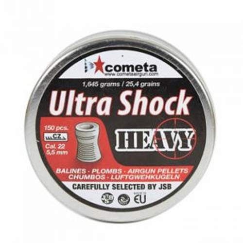JSB Ultra Shock Heavy .177 4,5mm