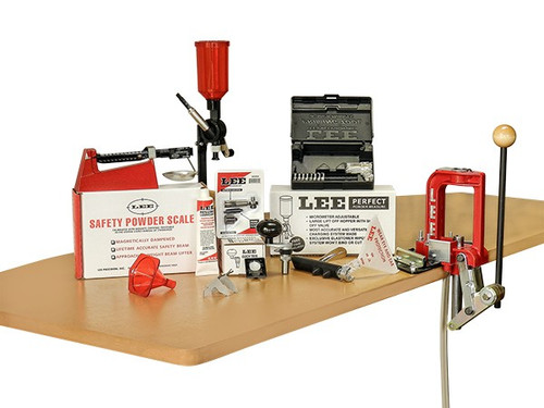Lee Breech Lock Challenger Single Stage Press Kit