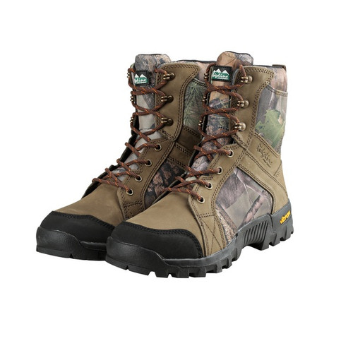 RL Arapahoe High Top Boots Olive/Nature Green