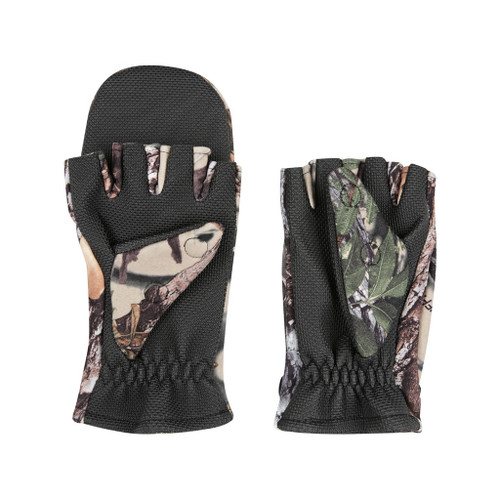 Ridgeline Snugger Gloves Buffalo Camo