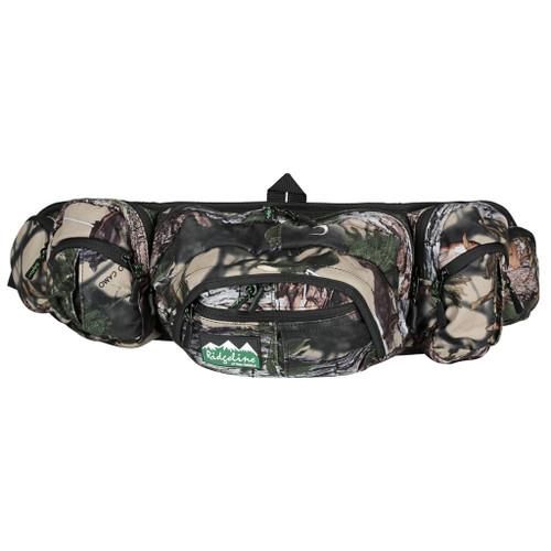 Ridgeline 5 Pocket Bum Bag Buffalo Camo