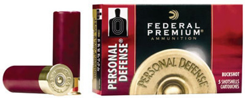 Federal 12G 4 Buck Personal Defence 1100FPS