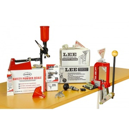 Lee Breech Lock Single Stage Press 50th Anniversary Kit