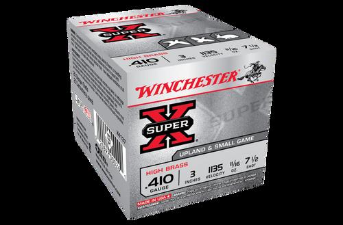 "Winchester SuperX .410 #7 3"" 19gr"