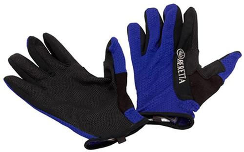 Winter Gloves Blue Eclipse