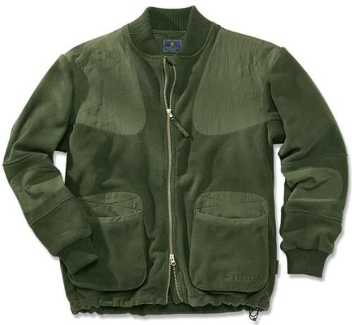 V2 Fleece Jacket Green