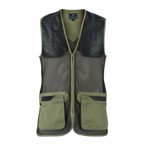 Ambidextrous Vest Tan & Brown