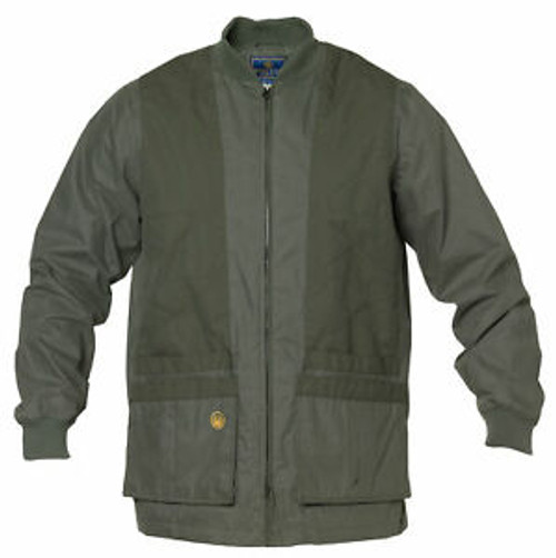 Waterproof Shooting Jacket Green