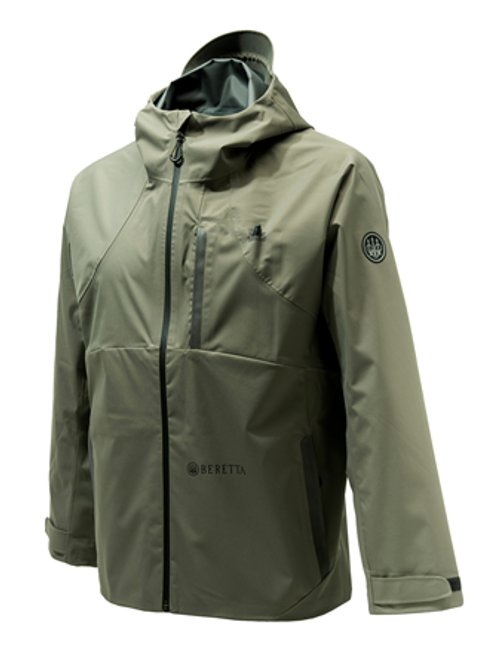 Packable Jacket Green