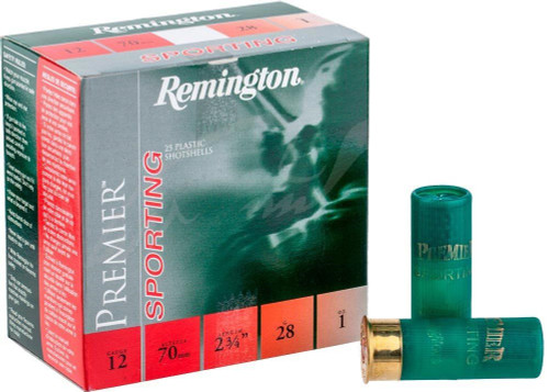 Remington 12G Premier Sporting 28gm 7.5