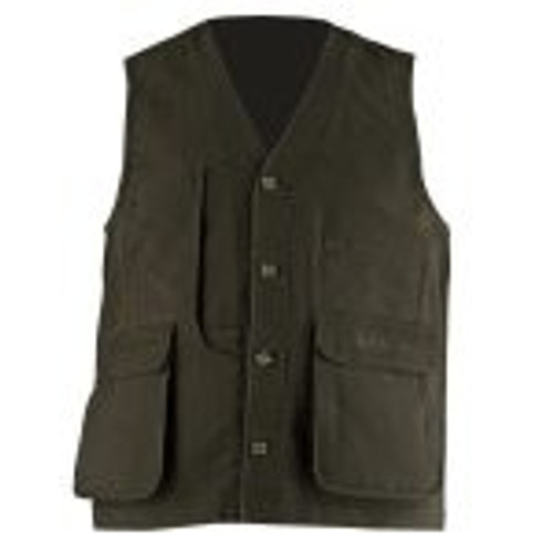 Greenstone Vest Green