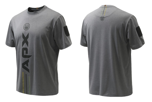 APX T-Shirt Grey