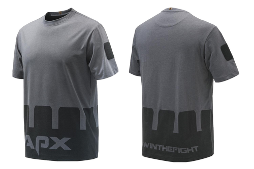 APX WinTheFight T-Shirt Grey