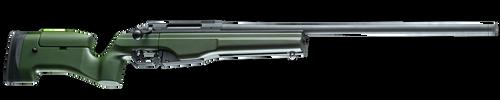 "TRG 42 Green Black Barrel 338LM Muzzle Brake 27"""