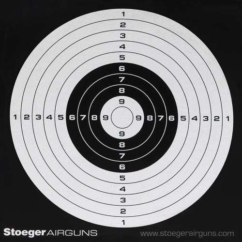 Stoeger Paper Targets - 100pcs