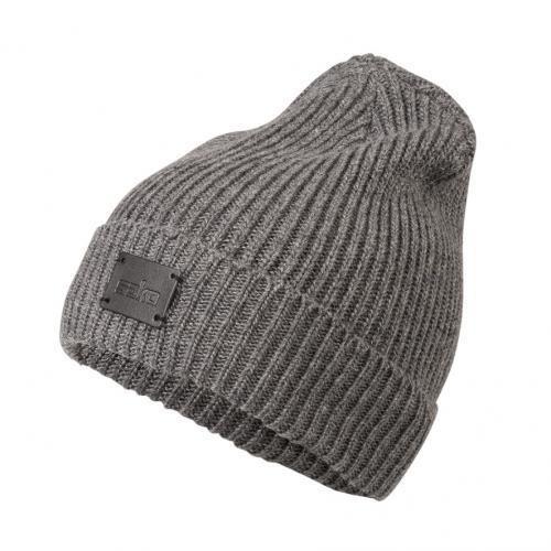 Sako Hat Knitted Grey