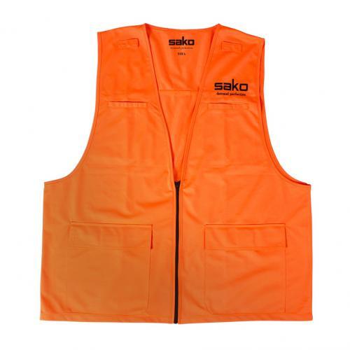Sako Hunting Vest Orange