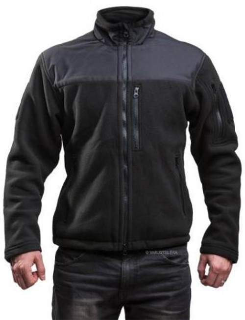 Sako Fleece Jacket Black
