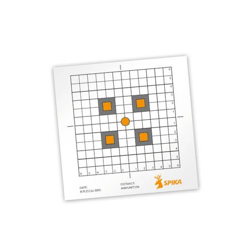 "Square Target 12"""