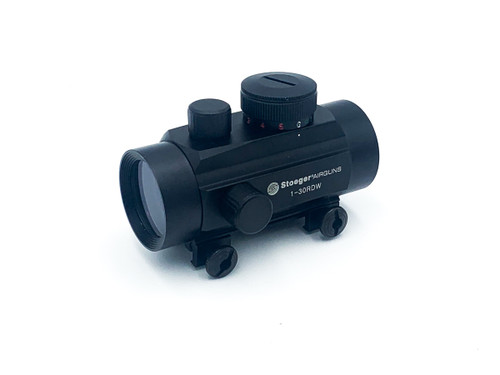 Stoeger Air BAM Scope 1-30 Red Dot With Mount