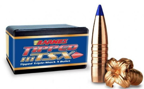 Barnes Tipped TSX 308 165gr BT 50pk