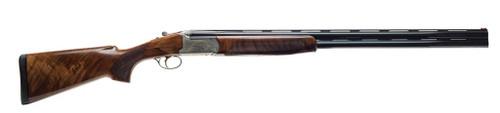 """Bettinsoli Silver MKIV 12G 30"""" Shotgun"""